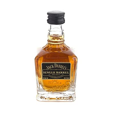 Jack Daniels Single Barrel Select Tennessee Whiskey 5cl Miniature from Jack Daniels