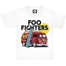 Foo Fighters Van Kinder-Shirt weiß