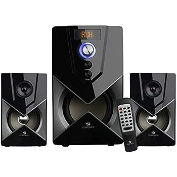 Zebronics SW2491RUCF Multimedia Speaker