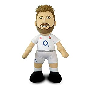Bleacher Creatures-Peluche bc10rrugcr/RFU-England Rugby Chris robshaw Capitán Figura de Peluche