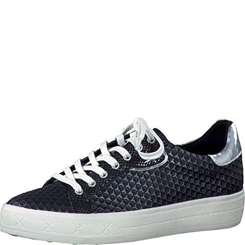 TAMARIS Damen Sneaker Schwarz, Schuhgröße:EUR