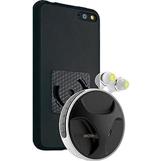 athos-c SmartWind-Bumper Duo für Amazon Fire Phone - Hochwertiger, Flexibler Kabelaufroller mit separater Schutzhülle