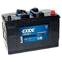 W667SE Exide Heavy Duty Commercial Professional Battery 12V 110Ah EG1102 - ukpricecomparsion.eu