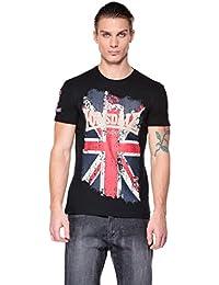 Lonsdale Herren Langarmshirt T-Shirt Trägerhemd Jacob