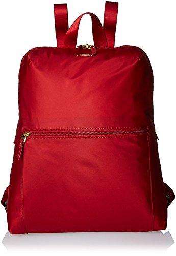 Tumi Voyageur, Mochila de viaje Just-in-case®, Crimson, 0481853CRS