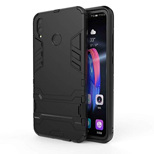 COWEN per Xiaomi Mi 9 SE Cover,[Protezione Totale][Antiurto] Guscio di Telefono Cellulare AntiGraffio,2 in 1 TPU PC Dual Layer Custodia per Xiaomi Mi 9 SE-Nero
