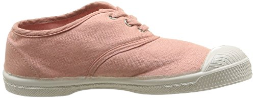 Bensimon Tennis, Sneakers Basses mixte enfant Rose (Rose Ballerine 442)
