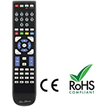 RM Series Replacement Remote Control for SPIDERBOX 6000