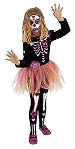 Haunted House- Esqueleto Disfraz Sweet Skelita Tutuween Inf (Rubies S8536-L)