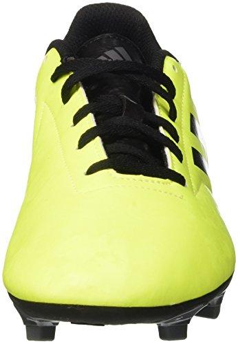 adidas Conquisto Ii Fg, Scarpe da Calcio Uomo Multicolore (Syello/Cblack/Ngtmet)