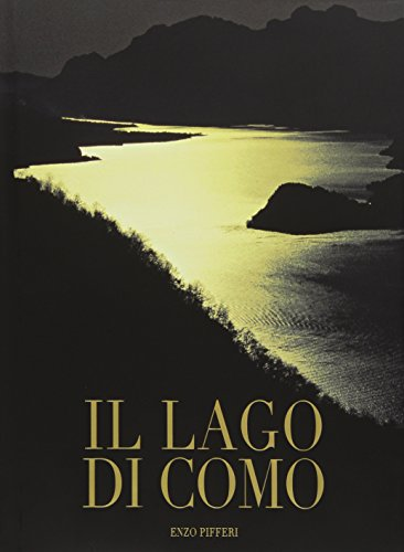 Il lago di Como. Ediz. italiana e inglese por Enzo Pifferi