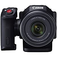Canon XA XC10 Full HD - camcorders (Optical, Handheld camcorder, CMOS, 8.9 - 89 mm, Memory card, Auto, Cloudy, Daylight, Fluorescent, Fluorescent H, Shade, Tungsten)