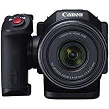 Canon XA XC10 Full HD - videocamera (ottica, videocamera portatile, CMOS, 8,9-89 mm, scheda di memoria, auto, nuvoloso, luce diurna, fluorescente, fluorescente H, sfumatura, tungsteno)