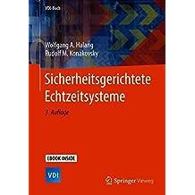 Sicherheitsgerichtete Echtzeitsysteme (VDI-Buch)