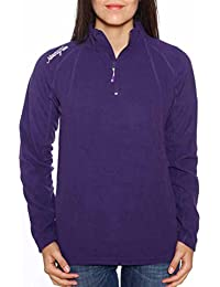 Geographical Norway - Micro Polaire Femme Geographical Norway Techouva Violet