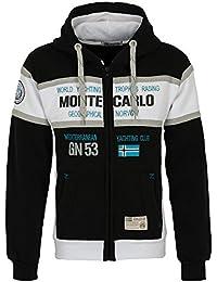 Geographical Norway Monte Carlo Sudadera para hombre