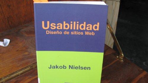 Usabilidad: Diseno De Sitios Web par  JANOB NIELSEN