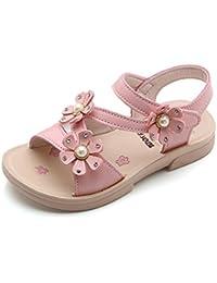 La vogue Bambino Unisex Sandali Punta Chiusa Scarpe Cartone Animato Sandali Bimbo Rosso Size 4 9QrM5