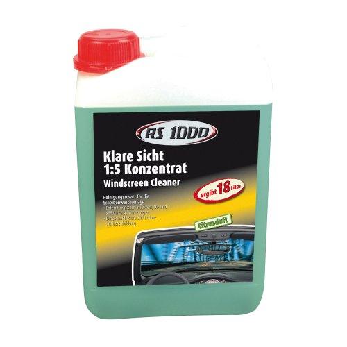 RS1000 Entfernt Insekten, Öl und Silikon