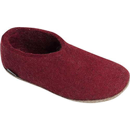 Glerups Woman Slippers Red Red