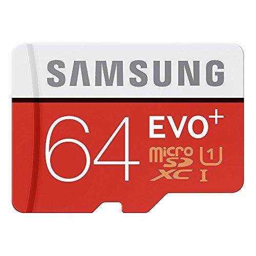 Samsung MB-MC64D/EU Carte mémoire microSD Classe 10 64 Go