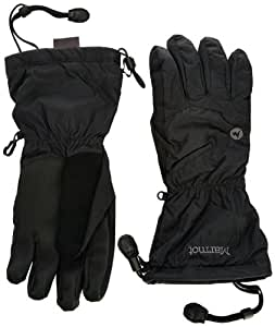 Marmot Men's PreCip Shell Glove - Black, X-Small