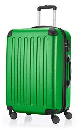 Hauptstadtkoffer grün, 4.1 Liter