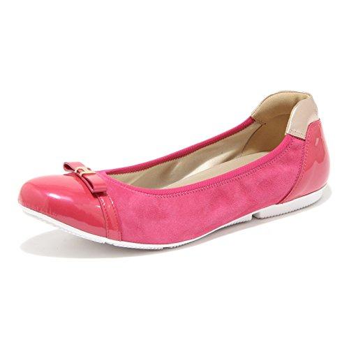 56932 flat ballerina HOGAN scarpa donna shoes women [37]