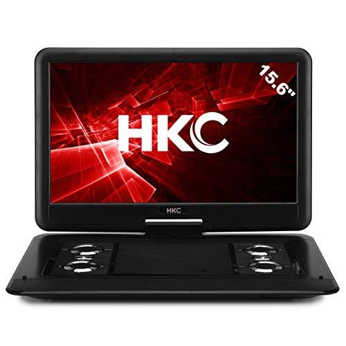 HKC Reproductor DVD portátil D16HM01 15.6 Pulgadas