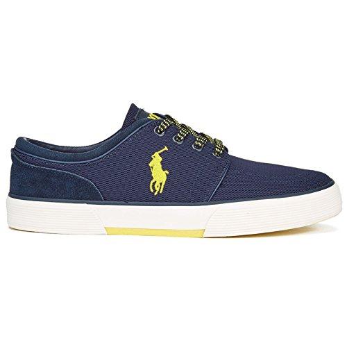 Polo Ralph Lauren Faxon Low Mesh Fashion Sneaker