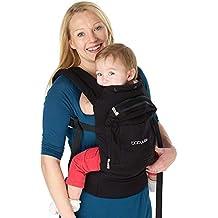 Mochila Portabebés Ergonómico, Portador de Bebé Multifuncional transpirable, Recien Nacido para Todas las Estaciones