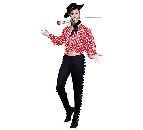 Imagen de disfraz cordobes parodia talla m/l tamaño adulto