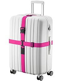 Galopar Heavy Duty Cross bagages Sangles Combinaison Valise réglable Accessoires Voyage Valise Ceintures