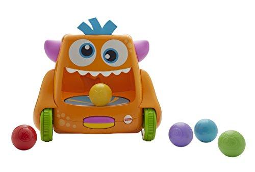 Fisher-Price fhd56 Zoom N kriechen Monster Aktivität Spielzeug
