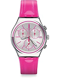 Watch Swatch Irony Chrono YCS587 PROUD TO BE PINK