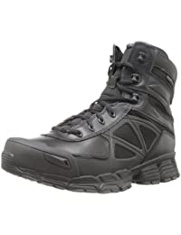Bates Mens Velocitor Waterproof Zip Leather Boots