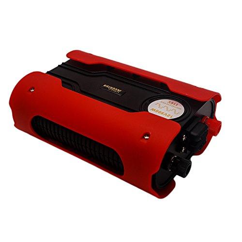 brightup-uk 500 W Power Inverter DC 12 V auf AC 110 V Auto Wechselrichter mit Dual USB KFZ Auto Adapter