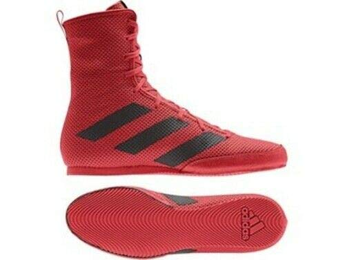 Adidas Box Hog 3 Plus Boxeo Zapatillas - AW19-44