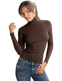 7fc1f75b6a Amazon.it: Dolcevita - Marrone / Donna: Abbigliamento