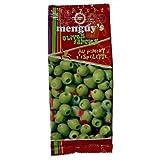 Menguy'S - Aceitunas Rellenas En Espelette Pepper De 150G - Lot De 4 - Precio Por Lote - Entrega Rápida