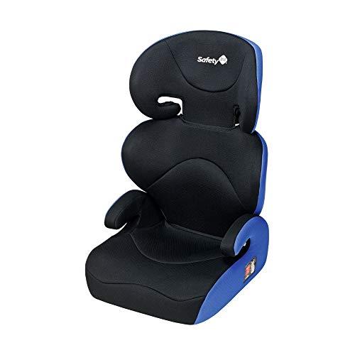 Safety 1st Road Safe Kindersitz, mit verstellbarer Kopfstütze und Rückenlehne, komfortabler Gruppe 2/3 Autositz (15-36 kg), nutzbar ab 3,5 bis 12 Jahre, schwarz/blau