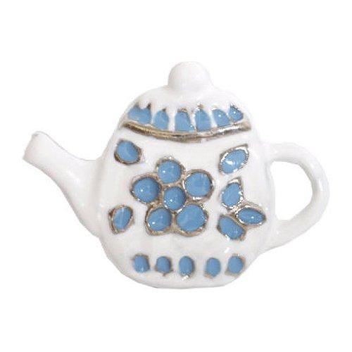 Emenee EE-PFR114-ENM Willow Tea Pot Cabinet Knob -