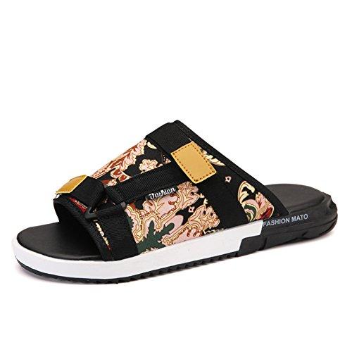 Tongs de mode été/Pantoufles de marée anti-dérapant plage/Sports de loisir de chaussures C