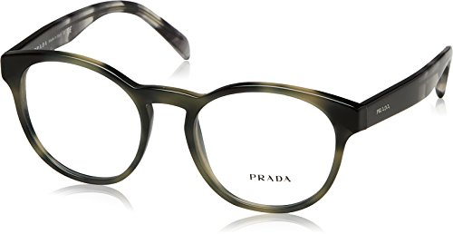 Prada Frame STRIPED GREY WITH -