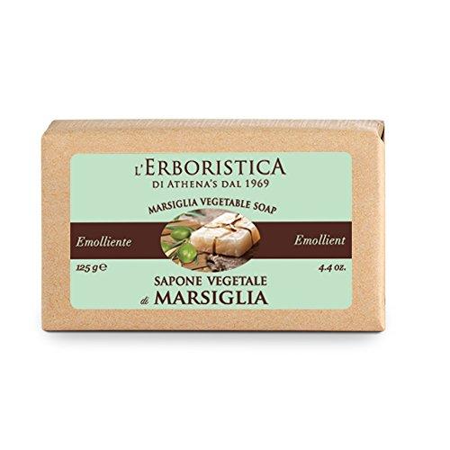 Die erboristica von athena' S ab 1969pflanzliche Seife von Marseille–180Gramm (Athena-bad)