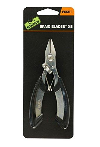 Fox Edges Braid Blades Schere