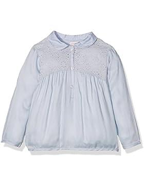 Gocco W63CBLCA602ZD, Camisa de Manga Larga Para Niñas