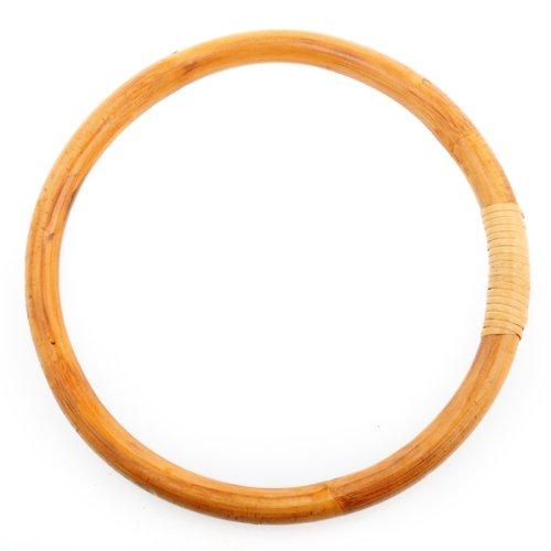 Preisvergleich Produktbild Uoften Bambus Rattan Ring Yong Chun Wing Chun Sticky Hand Krafttraining
