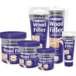 Ronseal Multi Purpose Holzpaste Kartusche 310ml Weiß