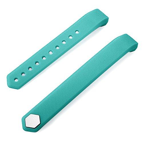 Ersatzband für ID115,Sopear Mode Ersatz Armband Armband Bands Armband Armband Zubehör für ID115 Smartwatch Grün